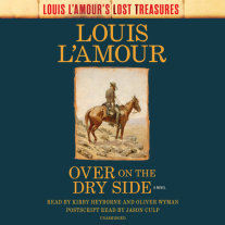 Over on the Dry Side (Louis L'Amour's Lost Treasures) Cover