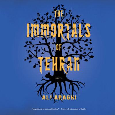 The Immortals of Tehran cover
