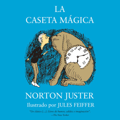 La caseta mágica / The Phantom Tollbooth cover