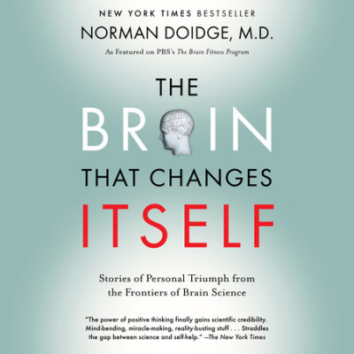 The Brain That Changes Itself cover