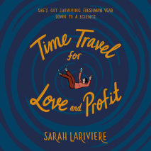 Time Travel for Love and Profit Cover