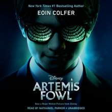 Artemis Fowl Movie Tie-In Edition Cover
