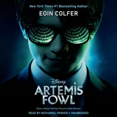 Artemis Fowl Movie Tie-In Edition cover