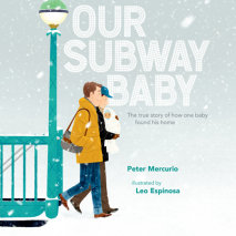 Our Subway Baby Cover