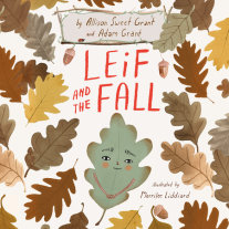 Leif and the Fall Cover