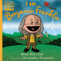 I am Benjamin Franklin Cover