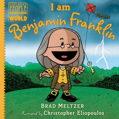 I am Benjamin Franklin cover