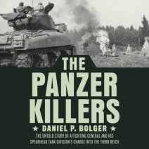 The Panzer Killers Cover
