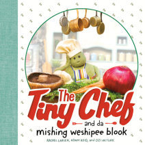 The Tiny Chef Cover