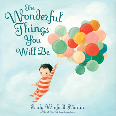 The Wonderful Things You Will Be cover