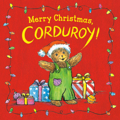 Merry Christmas, Corduroy! cover