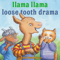 Llama Llama Loose Tooth Drama Cover