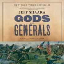 Gods and Generals Cover