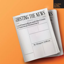 Ghosting the News Cover