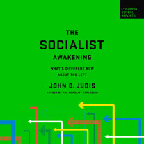 The Socialist Awakening Cover