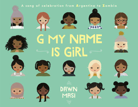 Top 2021 Releases: G My Name Is Girl by Dawn Masi