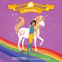 Unicorn Academy #3: Ava and Star Cover