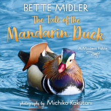 The Tale of the Mandarin Duck Cover