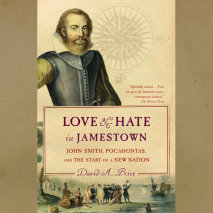 Love and Hate in Jamestown Cover