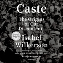 Caste (Oprah's Book Club) Cover
