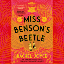 Miss Benson's Beetle Cover