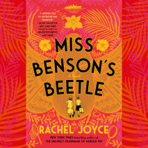 Miss Benson's Beetle cover big
