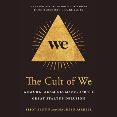 The Cult of We cover