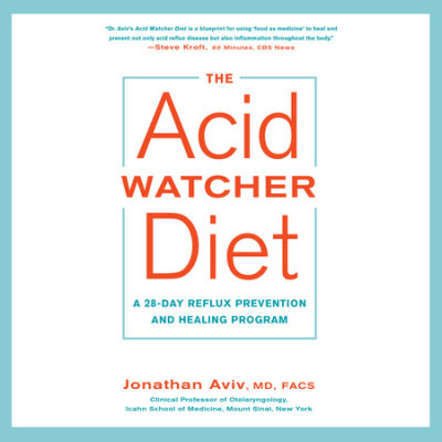 The Acid Watcher Diet cover