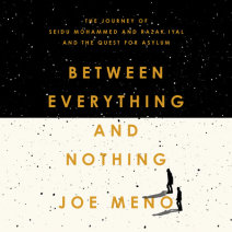 Between Everything and Nothing Cover