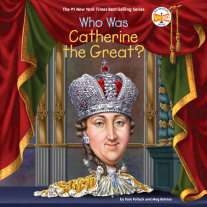 Who Was Catherine the Great? Cover