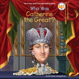 Who Was Catherine the Great? cover small