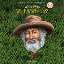 Who Was Walt Whitman? Cover