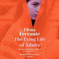 The Lying Life of Adults Cover