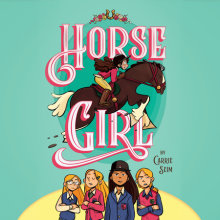 Horse Girl Cover