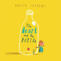The Heart and the Bottle Cover