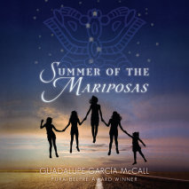 Summer of the Mariposas Cover