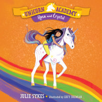Unicorn Academy #7: Rosa and Crystal Cover