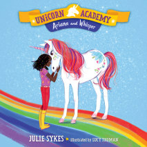 Unicorn Academy #8: Ariana and Whisper Cover