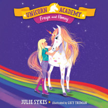 Unicorn Academy #10: Freya and Honey Cover