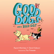 Good Dogs on a Bad Day Cover
