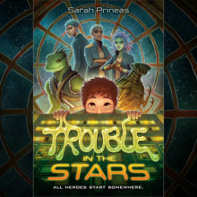 Trouble in the Stars Cover