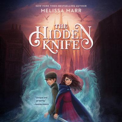 The Hidden Knife cover