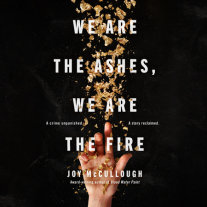 We Are the Ashes, We Are the Fire Cover