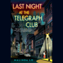 Last Night at the Telegraph Club Cover
