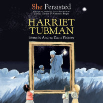 She Persisted: Harriet Tubman Cover