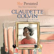 She Persisted: Claudette Colvin Cover