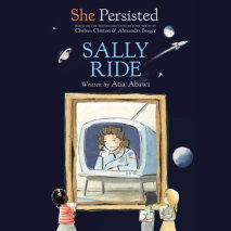 She Persisted: Sally Ride Cover