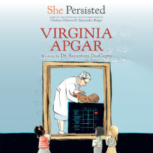 She Persisted: Virginia Apgar Cover