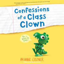 Confessions of a Class Clown Cover