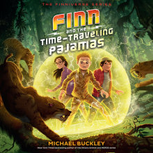 Finn and the Time-Traveling Pajamas Cover